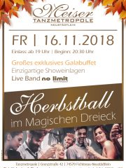 Herbstball mit No Limit